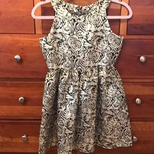 Other - Girls size 12/14 gold and black dress